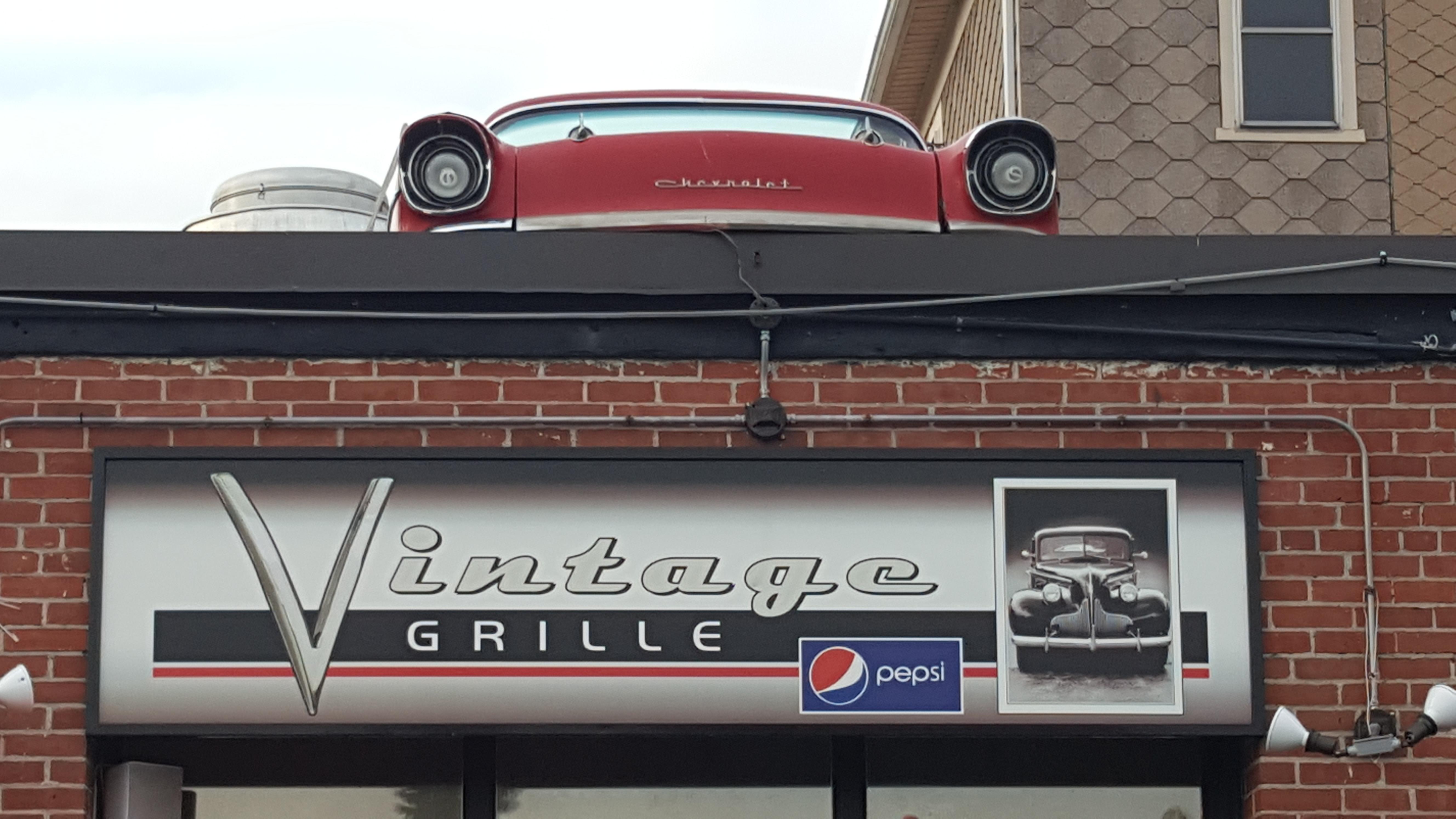 Vintage Grill – Worcester
