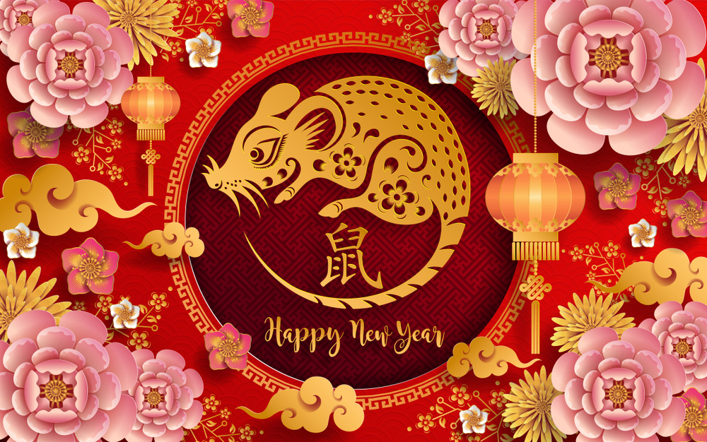Jan 25th, 2020 .. Chinese New Year!