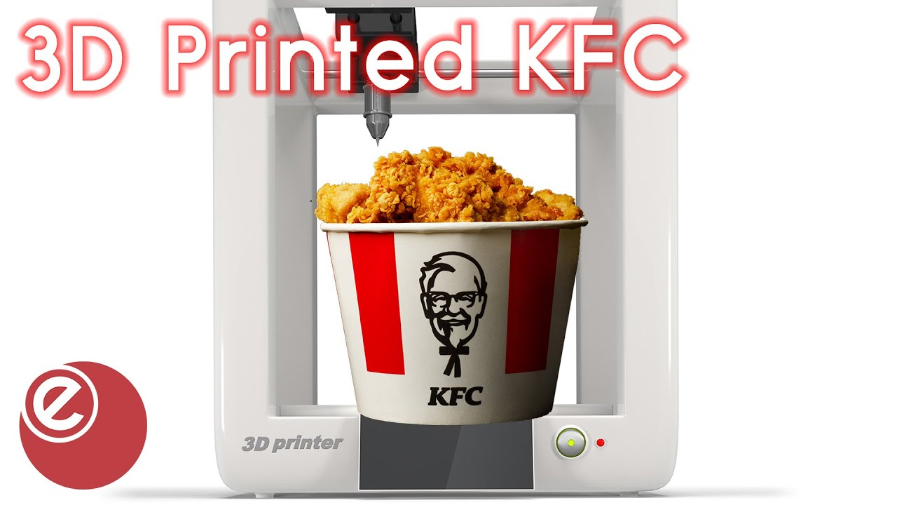 "Jan 6th 2021 – KFC will now ""Print"" its Chicken Nuggets! … (Star Trek has arrived)"
