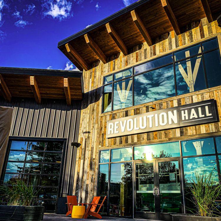 July 31st 2021 Revolution Hall in Lexington