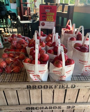 Oct 2nd, 2021 – New England Apple Picking!
